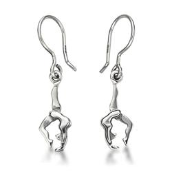 My-Beads Earrings Silver