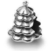 My-Beads 010 Weihnachtsbaum  Material: 925er Sterling Silber.  Artikel kommt mit Geschenkverpackung.