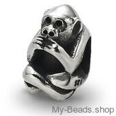 My-Beads Charm Affe Silber