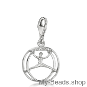 "My-Beads Charm 619 ""Wheel gymnastics"""