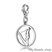 """My-Beads Charm 617 """"Uneven Bars"""""""